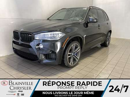 2017 BMW X5 M HEAD'S UP DISPLAY * GPS * APPLE CARPLAY * for Sale  - BC-SIM009  - Blainville Chrysler