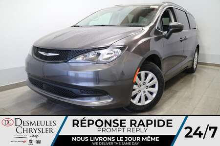 2021 Chrysler GRAND CARAVAN SE * UCONNECT 7 POUCES * CAMERA DE RECUL * for Sale  - DC-21481  - Desmeules Chrysler