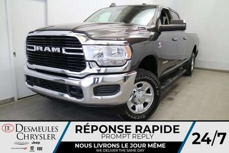 2019 Ram 3500 Big Horn 4X4 * BOITE 8 PIEDS * DIESEL * CRUISE * for Sale  - DC-S3032  - Desmeules Chrysler