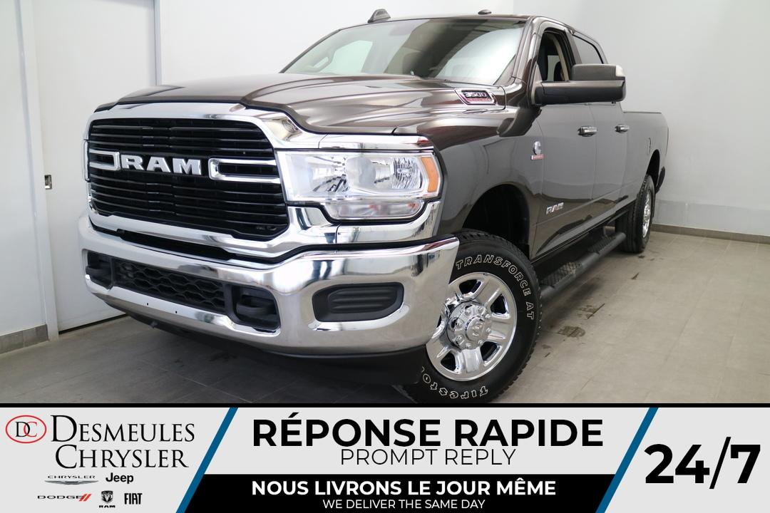 2019 Ram 3500  - Desmeules Chrysler