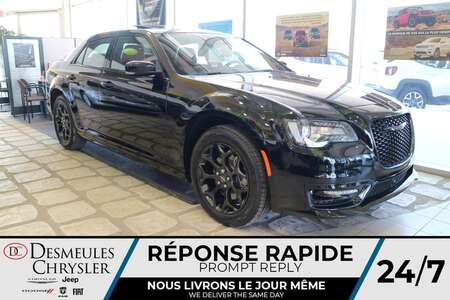 2021 Chrysler 300 300S AWD * NAVIGATION * UCONNECT 8.4 PO * CUIR * for Sale  - DC-21487  - Desmeules Chrysler
