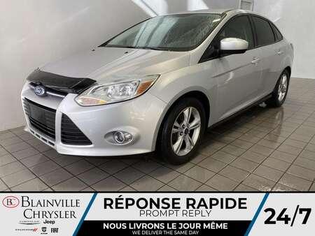 2012 Ford Focus SE * AUTOMATIQUE * A/C * ECONOMIQUE for Sale  - BC-M1971B  - Blainville Chrysler