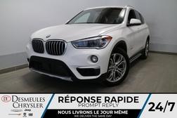 2018 BMW X1 xDrive28i AWD * TOIT OUVRANT * CUIR * CAMERA RECUL  - DC-S2698  - Blainville Chrysler