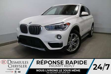 2018 BMW X1 xDrive28i AWD * TOIT OUVRANT * CUIR * CAMERA RECUL for Sale  - DC-S2698  - Blainville Chrysler