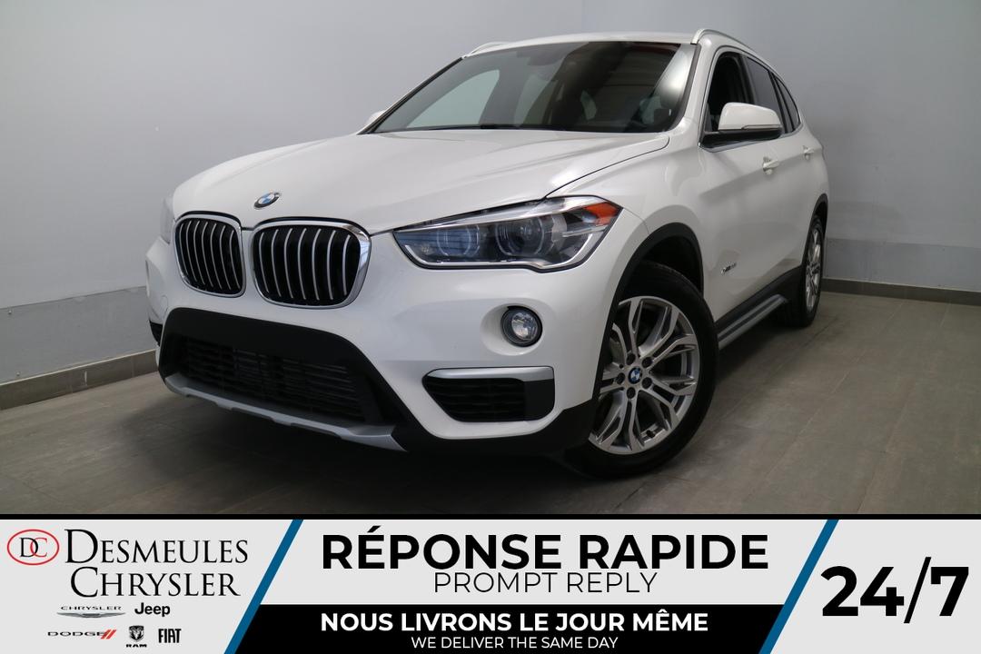 2018 BMW X1  - Blainville Chrysler