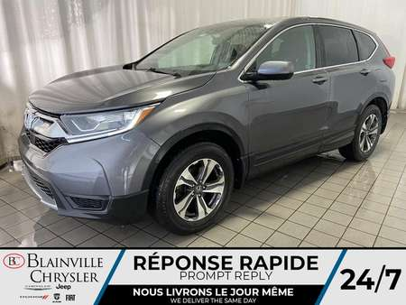 2017 Honda CR-V LX * CAM RECUL * BLUETOOTH * AWD * BANC CHAUFFANTS for Sale  - BC-P1647  - Desmeules Chrysler
