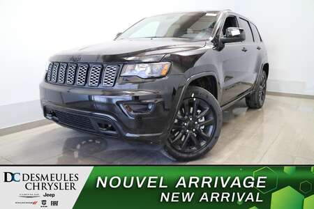2021 Jeep Grand Cherokee ALTITUDE 4X4 * NAV * CAMERA * UCONNECT 8.4 PO * for Sale  - DC-21609  - Desmeules Chrysler
