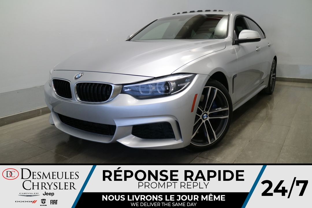 2018 BMW 4 Series  - Blainville Chrysler