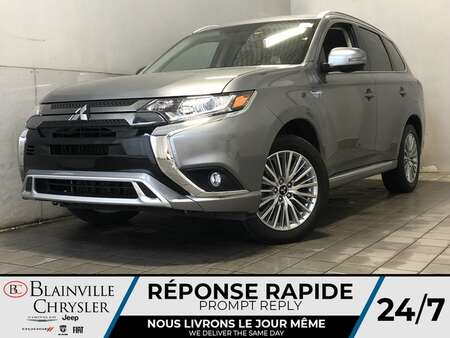 2019 Mitsubishi Outlander PHEV SEL * AWD * HYBRIDE RECHARGEABLE * TOIT OUVRANT * for Sale  - BC-A2444  - Desmeules Chrysler