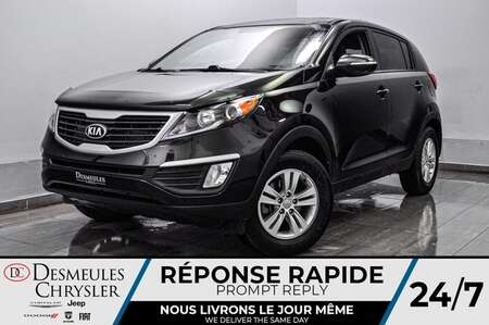 2013 Kia Sportage 2WD * SIEGES CHAUFFANTS * BLUETOOTH * CRUISE for Sale  - DC-M1325A  - Desmeules Chrysler