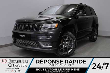 2019 Jeep Grand Cherokee Limited X + UCONNECT + BANCS CHAUFF *150$/SEM for Sale  - DC-90609  - Blainville Chrysler