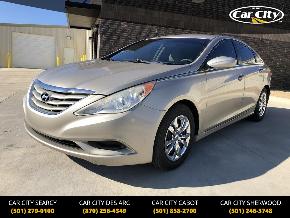2011 Hyundai Sonata GLS  - BH229763  - Car City Autos