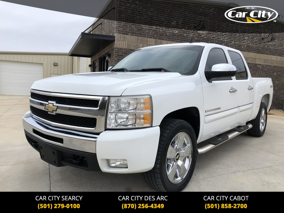 2009 Chevrolet Silverado 1500 LT 4WD Crew Cab  - 9G272390  - Car City Autos