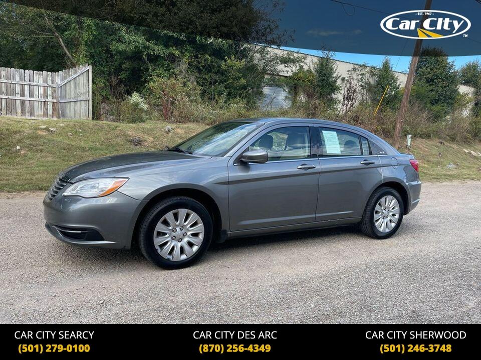 2011 Chrysler 200 LX  - BN617838R  - Car City Autos