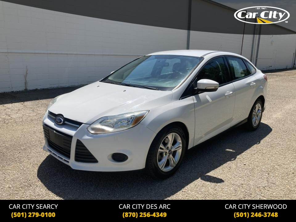 2013 Ford Focus SE  - DL340743  - Car City Autos