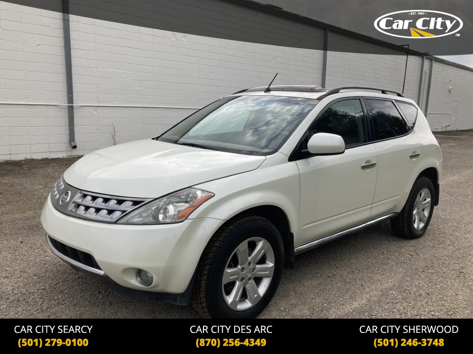 2007 Nissan Murano SL AWD  - 620441RT  - Car City Autos