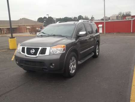 2010 Nissan Armada Titanium 2WD for Sale  - 604526  - Car City Autos