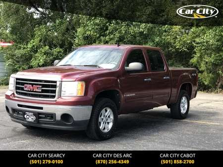 2009 GMC Sierra 1500 SLE 4WD Crew Cab for Sale  - 178965  - Car City Autos