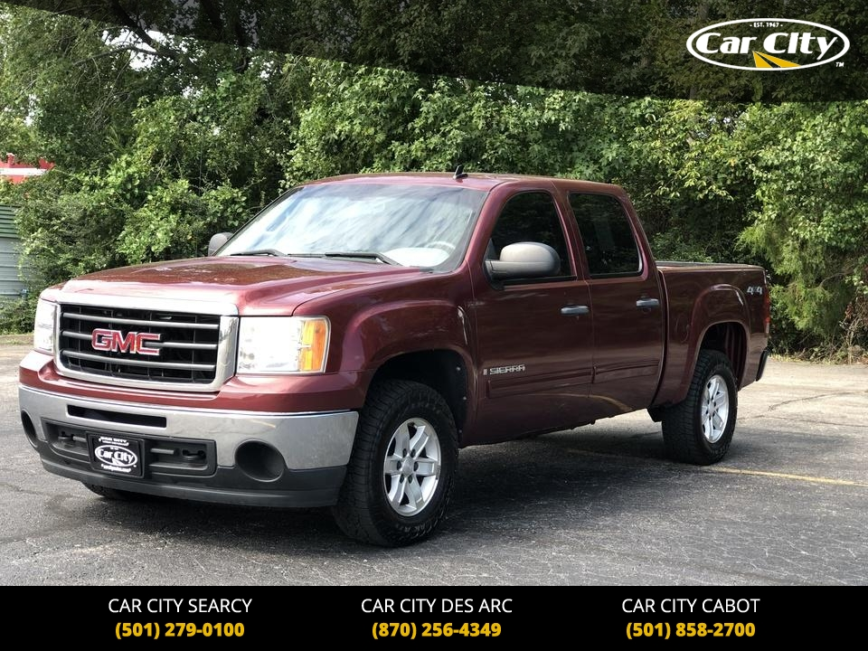 2009 GMC Sierra 1500 SLE 4WD Crew Cab  - 178965  - Car City Autos