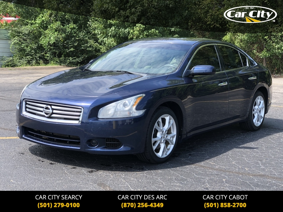 2012 Nissan Maxima  - Car City Autos