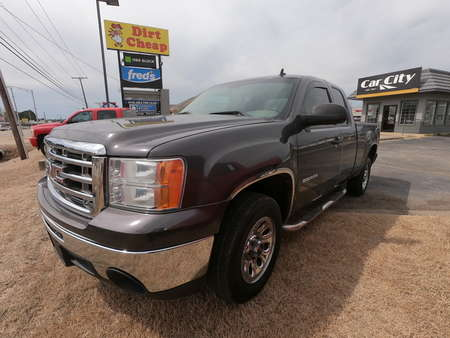 2011 GMC Sierra 1500 SL 2WD Extended Cab for Sale  - 138531R  - Car City Autos