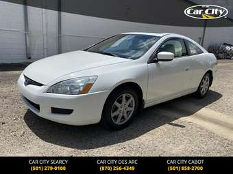 2004 Honda Accord Cpe EX