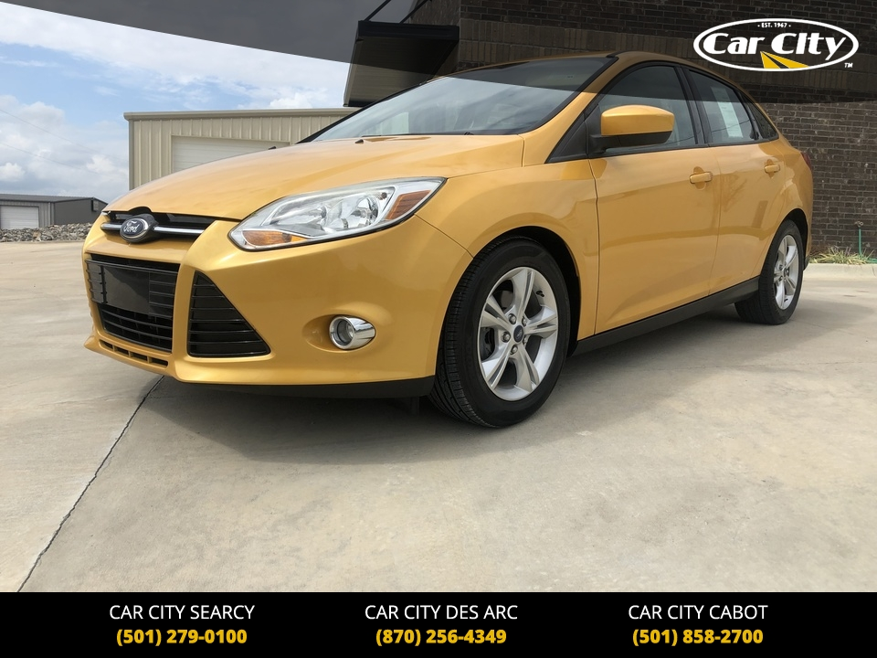 2012 Ford Focus  - Car City Autos