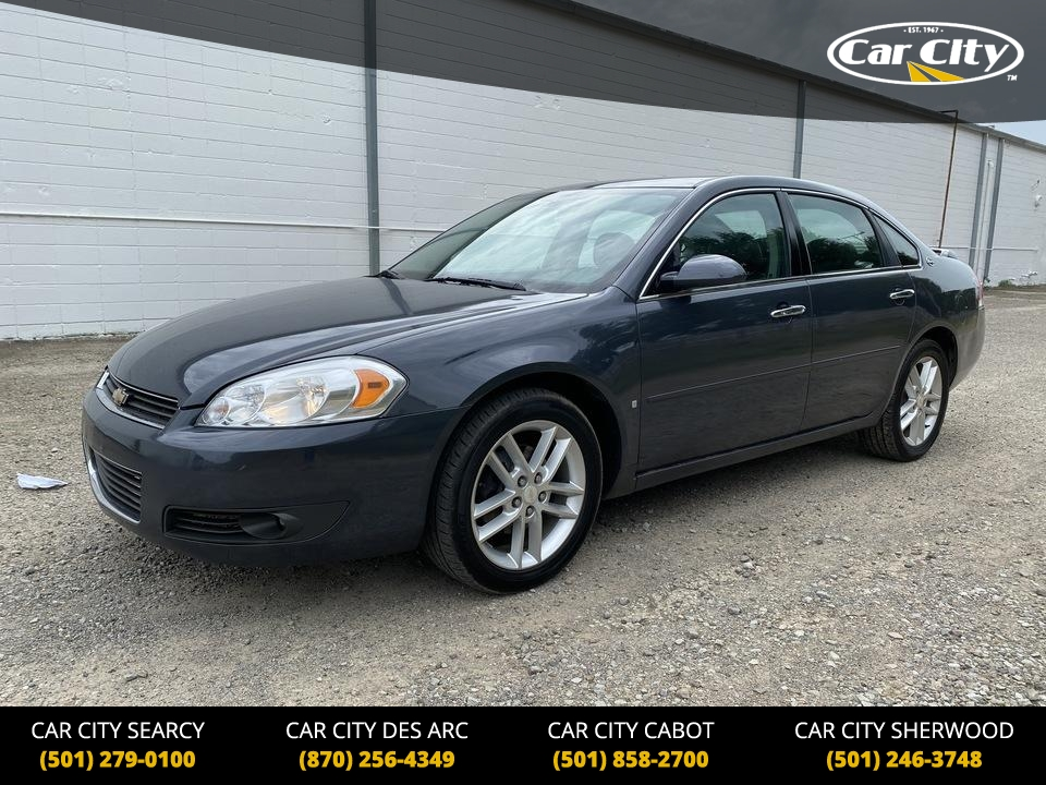 2008 Chevrolet Impala  - Car City Autos