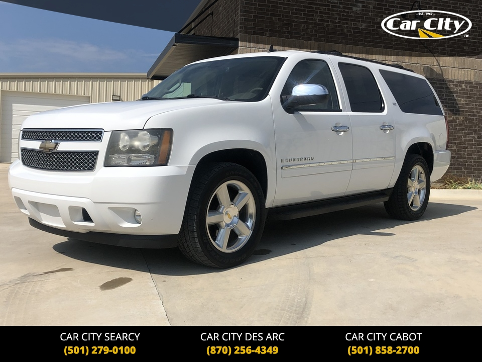 2009 Chevrolet Suburban LTZ 2WD  - J107350  - Car City Autos