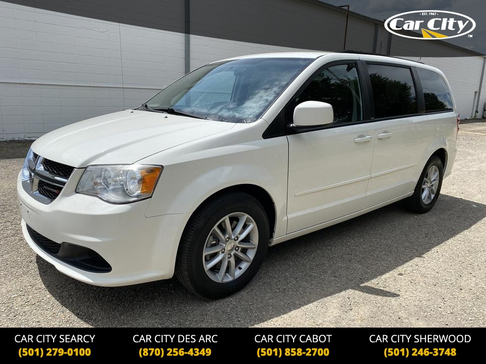2013 Dodge Grand Caravan SXT  - DR717954  - Car City Autos