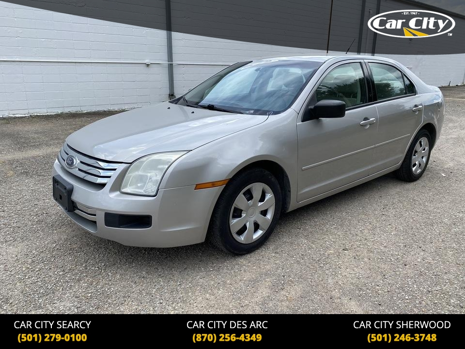 2008 Ford Fusion  - 8R187872  - Car City Autos