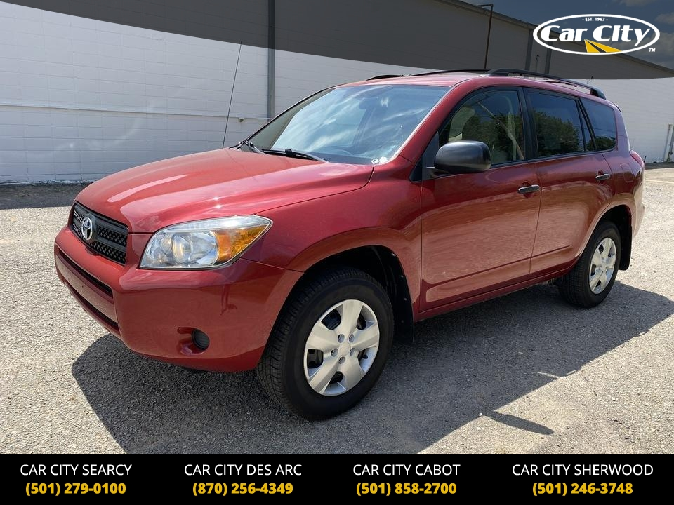 2007 Toyota Rav4 RAV4 2WD  - 75072522  - Car City Autos