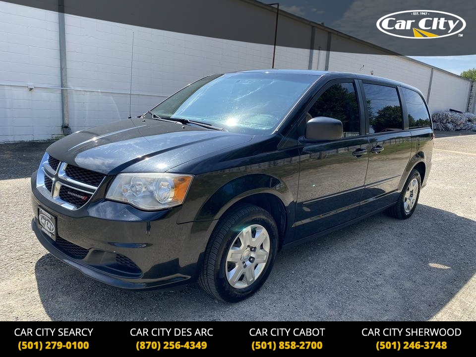 2012 Dodge Grand Caravan SE  - CR349511  - Car City Autos