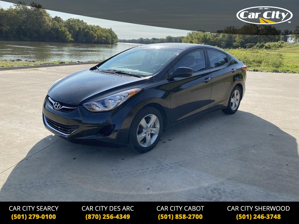 2012 Hyundai Elantra GLS  - CU305553  - Car City Autos