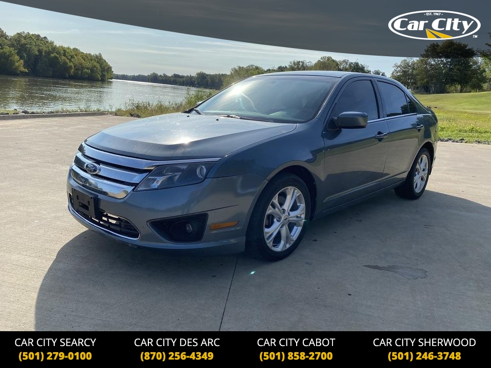 2012 Ford Fusion  - Car City Autos