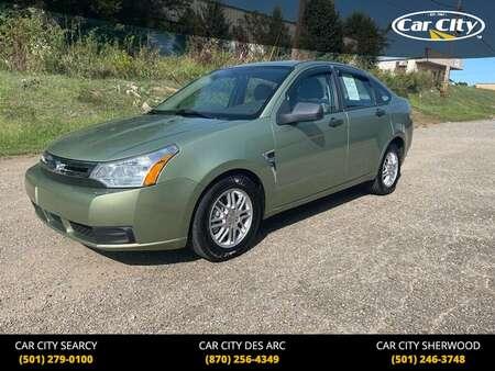 2008 Ford Focus  for Sale  - 8W235703  - Car City Autos