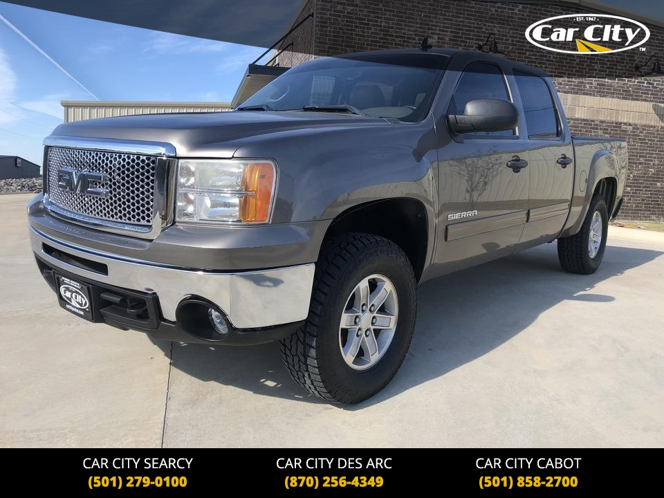 2012 GMC Sierra 1500  - Car City Autos