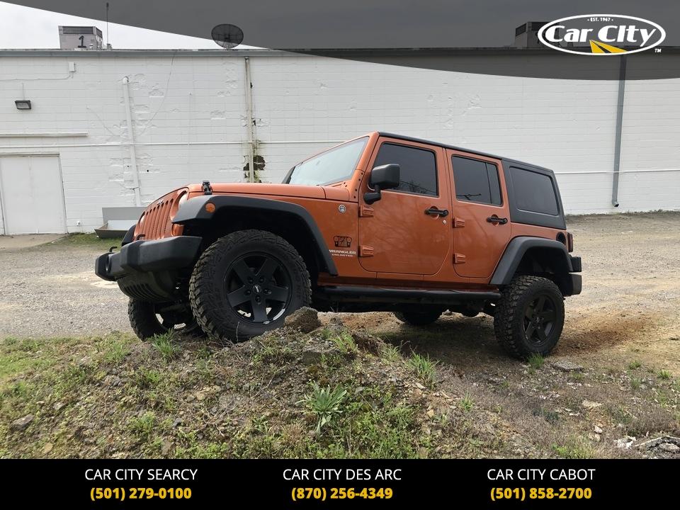 2011 Jeep Wrangler Sport 4WD  - BL582273  - Car City Autos