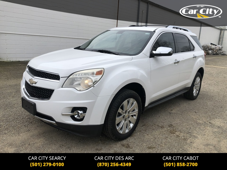 2010 Chevrolet Equinox LT w/2LT  - 272904R  - Car City Autos