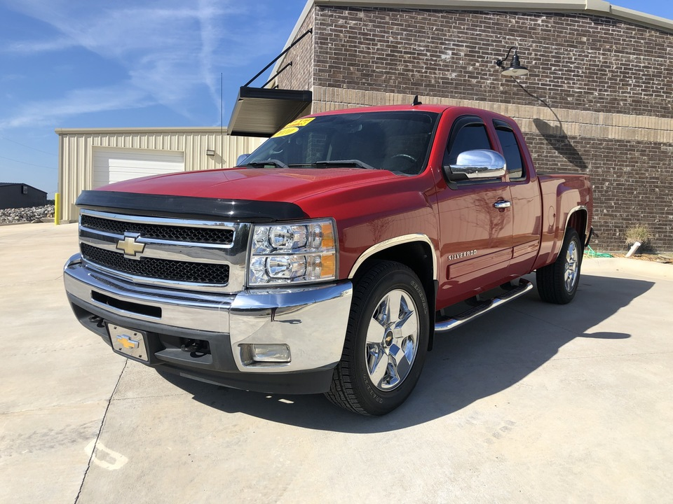 2010 Chevrolet Silverado 1500 LT 2WD Extended Cab  - 103356  - Car City Autos