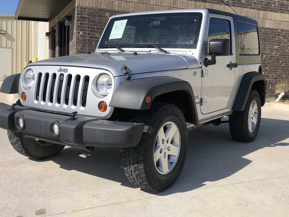 2012 Jeep Wrangler  - Car City Autos