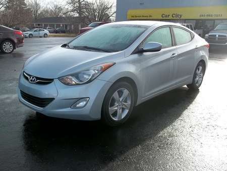 2012 Hyundai Elantra GLS PZEV for Sale  - 086374  - Car City Autos