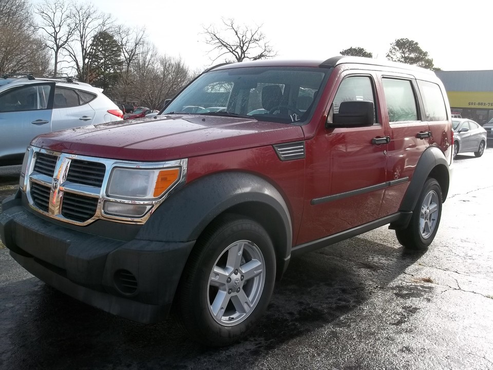2007 Dodge Nitro  - Car City Autos