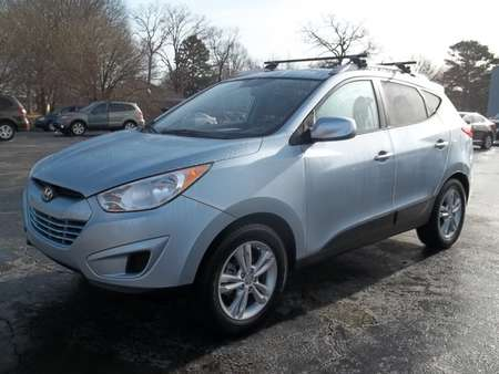 2010 Hyundai Tucson GLS for Sale  - 089278  - Car City Autos