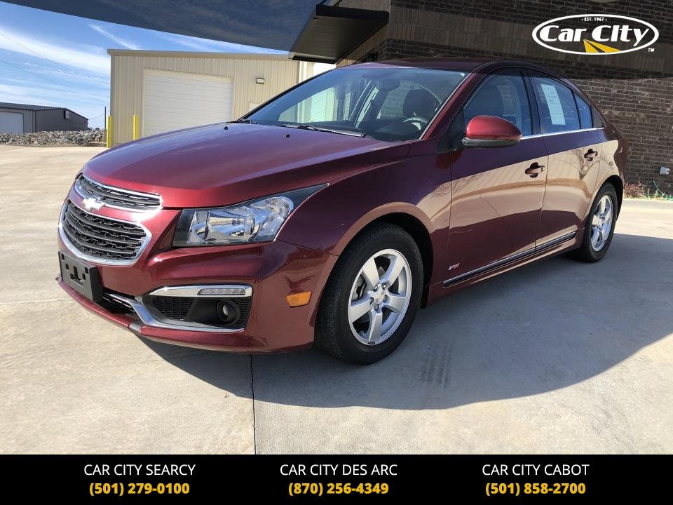 2016 Chevrolet Cruze Limited LT  - G7201980  - Car City Autos