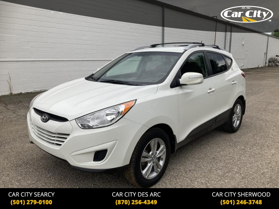2012 Hyundai Tucson GLS  - CU489732  - Car City Autos