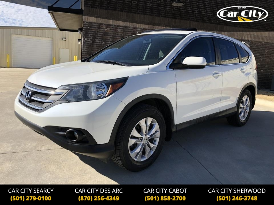 2012 Honda CR-V EX 2WD  - CL046851  - Car City Autos