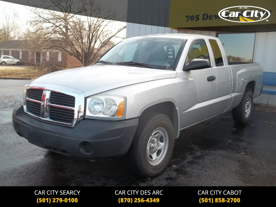 2006 Dodge Dakota ST  - 515525T  - Car City Autos