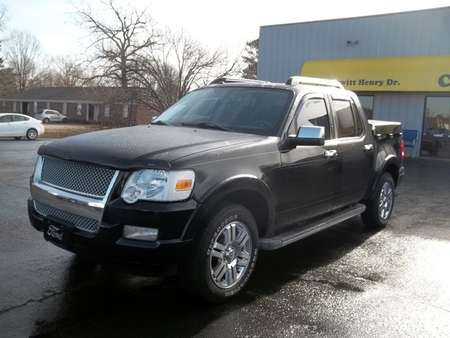 2007 Ford Explorer Sport Trac Limited 2WD for Sale  - B69151  - Car City Autos