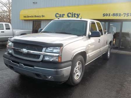 2005 Chevrolet Silverado 1500 LT Extended Cab for Sale  - 264016  - Car City Autos